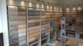 Carpet showroom redhill