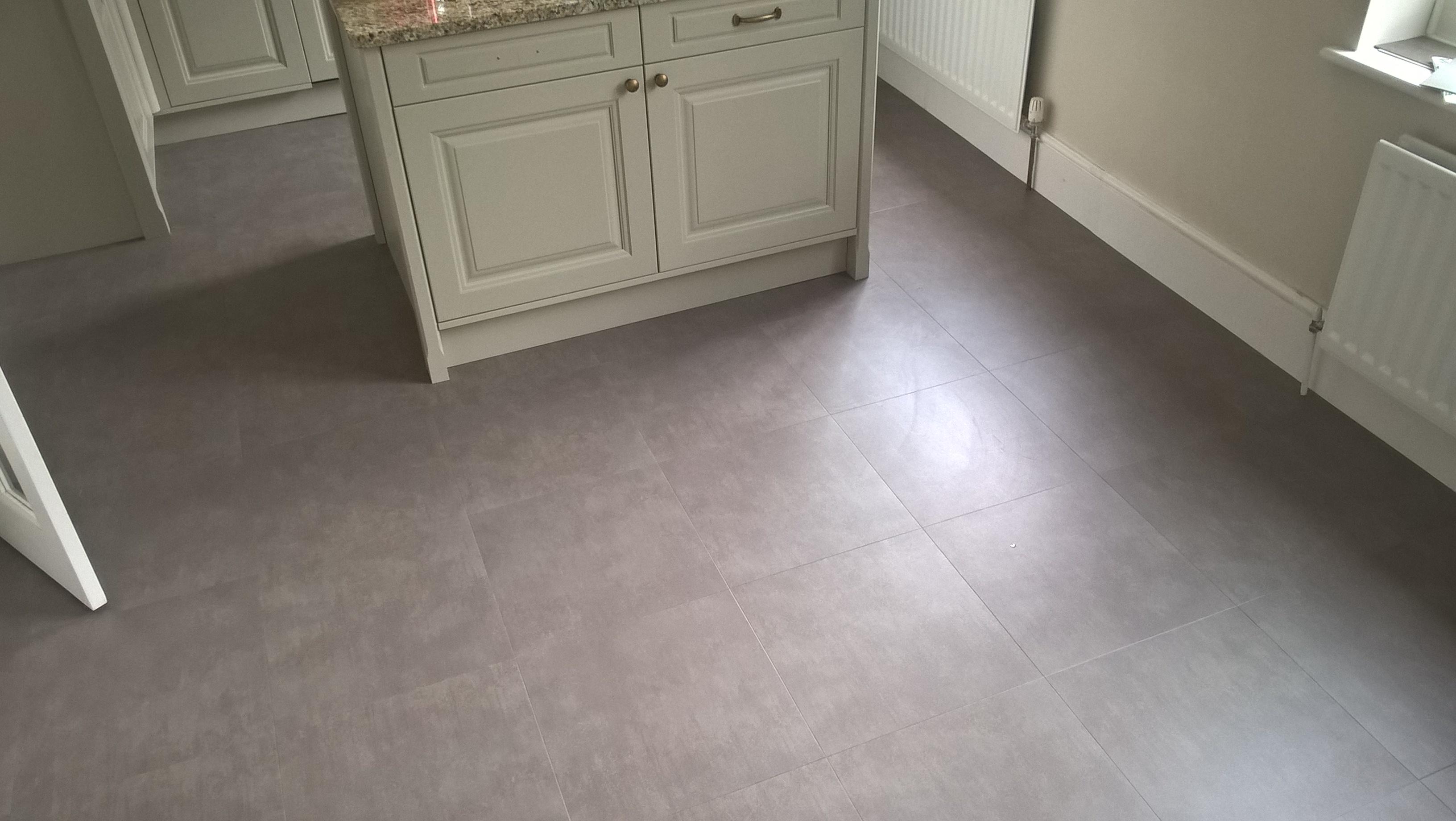 Amtico Spaci 18x18 Stone