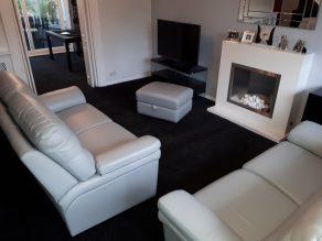 Poly Prop Carpet Lounge - Merstham