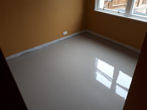 new latex sub floor preparation